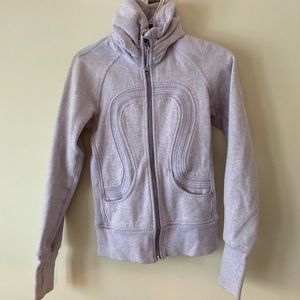 RARE | LULULEMON Mock Neck Sweater